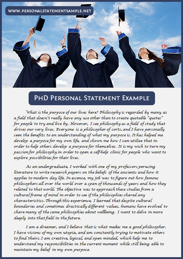 personal essays for doctoral programs Admissions essays your admissions essay can make your break your graduate school application with tips on how to write an effective essay, what to include and avoid.