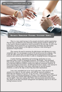 Business-Management-Personal-Statement-Sample
