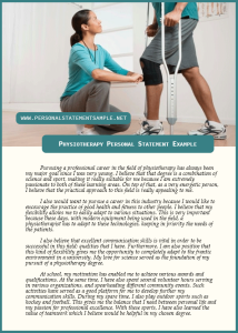 Physiotherapy-Personal-Statement-Example
